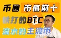 2013--2021币圈市值前十币种市值排名变化,不要迷信任何一个币。区块链资讯 比特幤bitcoin||比特币BTC||