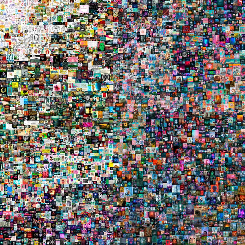 欧易交易所:观察|加密货币艺术:投资新世界,还是垃圾产权契约?
